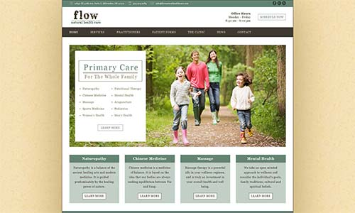 Flow Natural Health Care