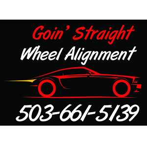 Goin' Straight Wheel Alignment