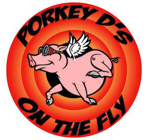 Porkey D's Logo Design