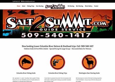 Salt 2 Summit Guide Service